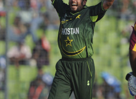 Cricket Update: Pakistan through to the Semis