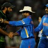 India Beats Pakistan in Cricket World Cup Semifinals