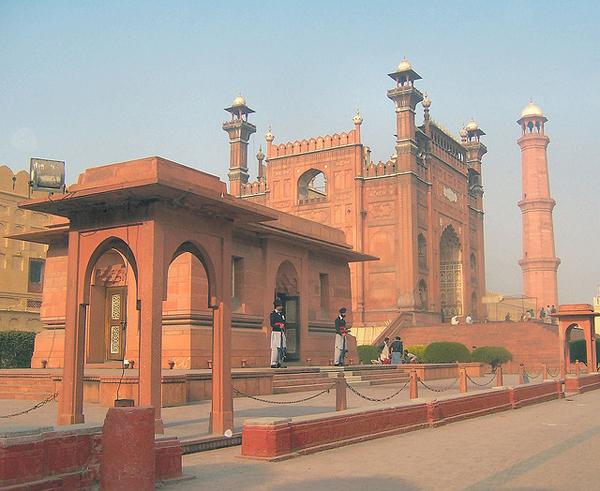 Shahi Mosque