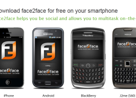 'Face2Face' App Alerts Users When Their Online Friends Are Nearby