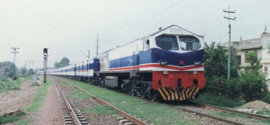 The Choo Choo of a Train From Karachi to Khyber