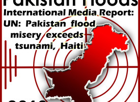 Pakistan's Worst Disaster: Summer 2010 Floods