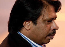 I am Legend – Jahangir Khan