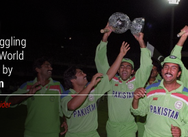 "Mind-boggling ""Cricket World Records"" by Pakistan"