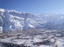 The Beautiful and Peaceful Valley of Chitral