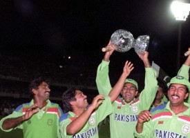 Nostalgia of 25th March, 1992: Pakistan become World Champion.