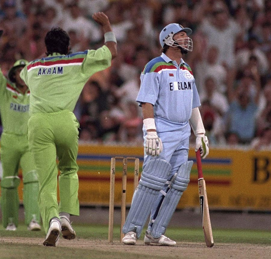 Nostalgia Of 25th March 1992 Pakistan Become World Champion