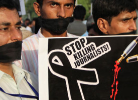 Investigative Journalism is the Riskiest of All Works in Pakistan
