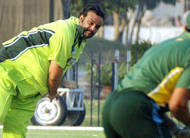 The Pakistan Cricket Team Steals the Show at the 1st International Physical Disability Series