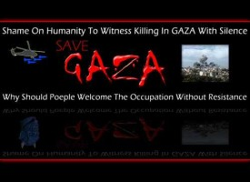 Gaza is Bleeding – Again!