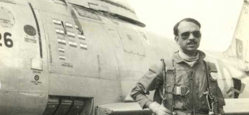 M.M Alam – The Little Dragon of Pakistan