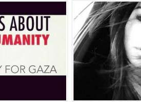 The Hollywood Celebrities on Gaza