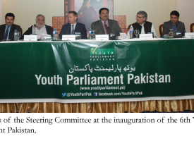 National Youth Parliament of Pakistan Sets the Stage for Year 2014-15