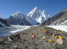Journey to the K2 Base Camp!
