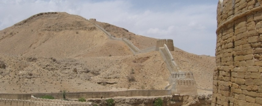 Ranikot – The Largest Fort in the World