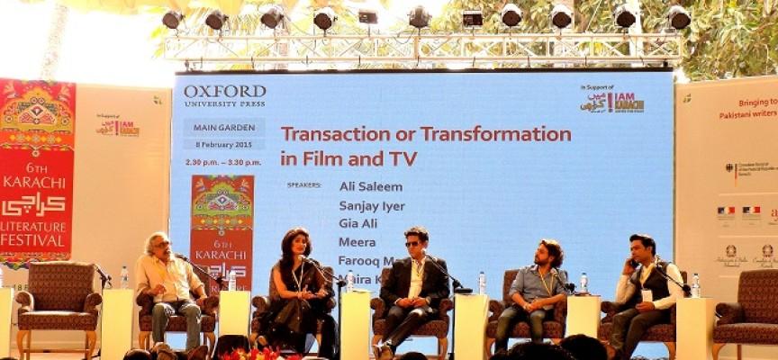 6th Karachi Film…oops a Literature Festival Indeed.