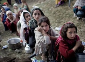 What's next for the displaced children?
