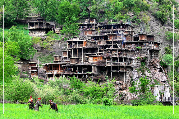 4. Kalash Valley
