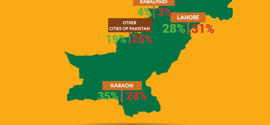 Pakistan In And Out: Domestic And International Travel Insights – infographic