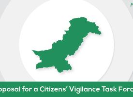 Proposal for a Citizens' Vigilance Task Force