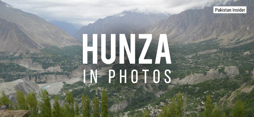 Hunza in Photos