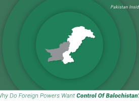 Why do foreign powers want control of Balochistan?