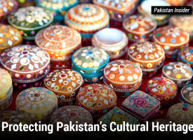 Protecting Pakistan's Cultural Heritage