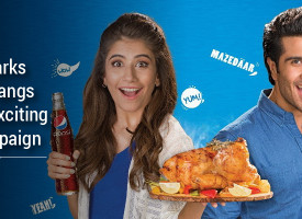 Pepsi Sparks Hunger Pangs with its Exciting New Campaign