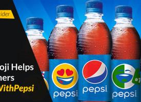 PepsiMoji Helps Consumers #SayItWithPepsi