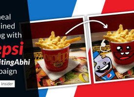 No meal remained boring with Pepsi #ExcitingAbhi Campaign