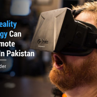 VR Technology Can Help Promote Tourism In Pakistan