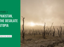 Sci-Fi: Pakistan, The Desolate Utopia – Episode 3