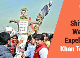 Shiv Sena Wants To Expel Aamir Khan To Mars