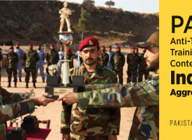 PAF's Anti-Terrorist Training in Context of Indian Aggression