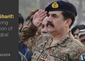 General Raheel Sharif – A Man living up to vision of Allama Iqbal