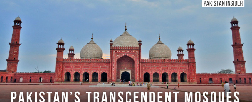 Pakistan's Transcendent Mosques