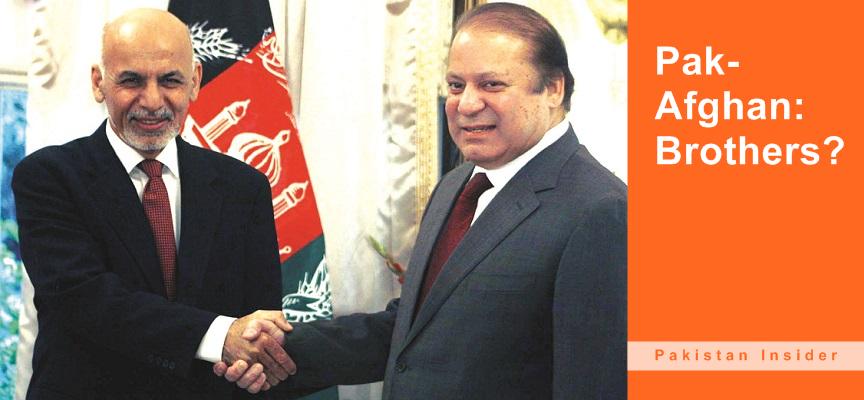Pak-Afghan: Brothers?