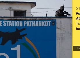 5 Reasons Why Pathankot Attack Appears To Be An Inside Job