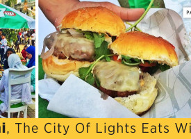 Karachi, the City of Lights Eats with 7UP