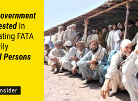 Federal Government Not Interested In Rehabilitating FATA TDPs
