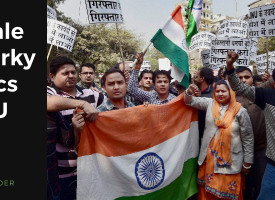 The tale of murky politics in JNU