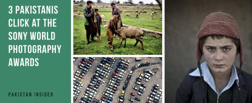 Three Pakistanis Click at the Sony World Photography Awards