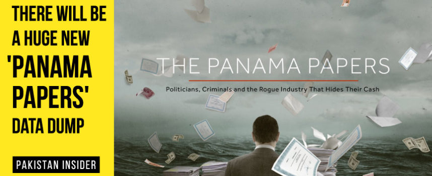 There will be a huge new 'Panama Papers' data dump