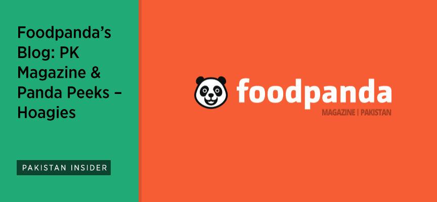 Foodpanda's Blog: PK Magazine and Panda peeks – Hoagies