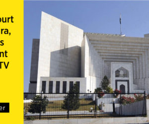 Supreme Court sought Pemra, PTA answers over indecent content on TV Channels
