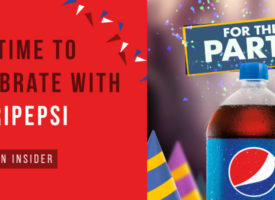 It's time to celebrate with #BariPepsi