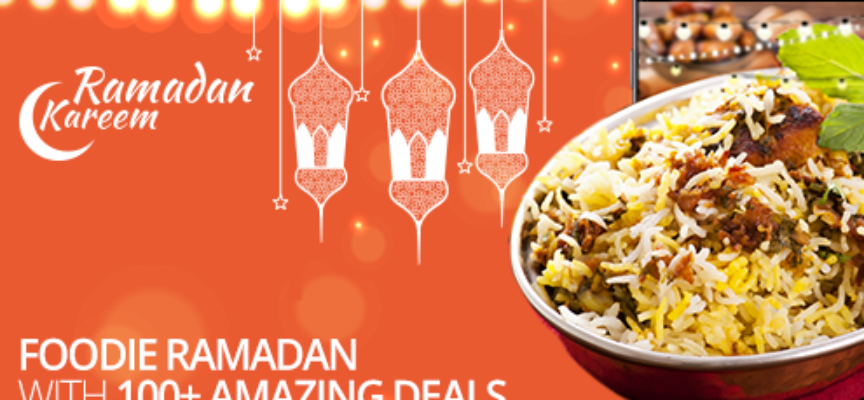 foodpanda Introduces 100+ Ramadan deals for Karachi, Lahore & Islamabad