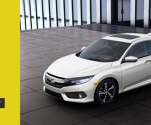 Procedure of booking Honda Civic 2016 through bank is explained
