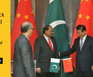 China to back Pakistan and guarantees support in war on terror