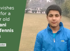 ITTF lavishes praise for a 12-year old Pakistani Table Tennis genius